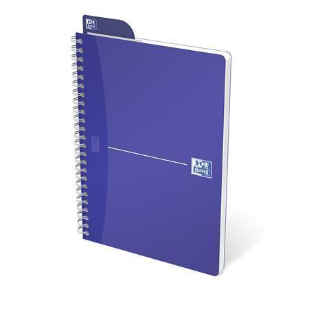 """Sešit """"Office My Colours"""", kroužková vazba, A5, čtverečkovaný, 90 listů, OXFORD"""