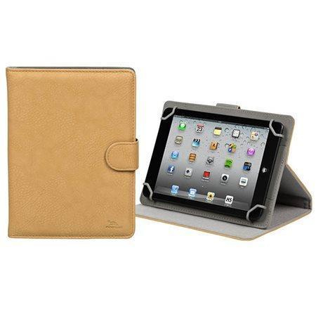 """Tablet case, 8"""", RIVACASE """"Orly 3014"""" beige"""
