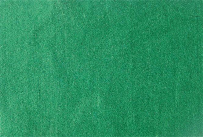 Plst, samolepící, zelená, A4
