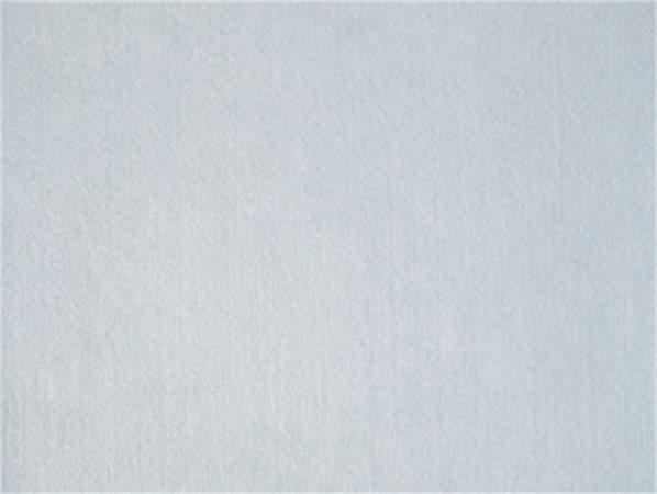 Plst, samolepící, bílá, A4