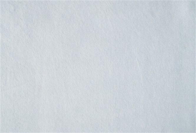 Plst, bílá, A4, 1 mm