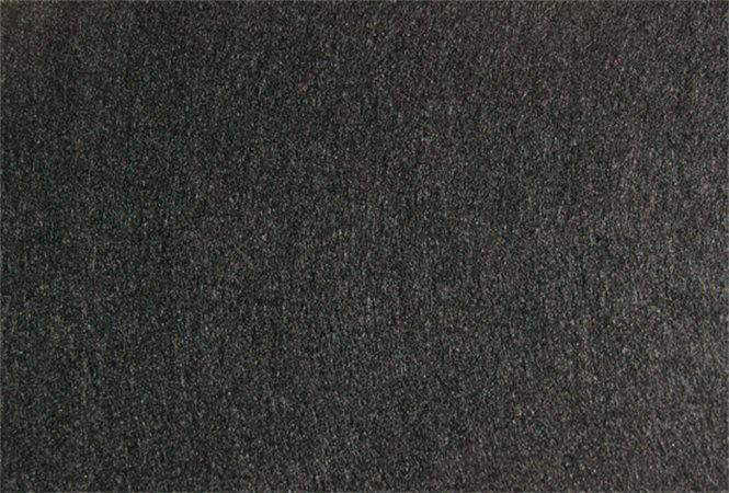 Plst, černá, A4, 1 mm