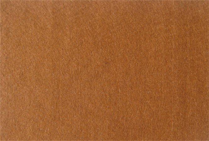 Plst, hnědá, A4, 1 mm