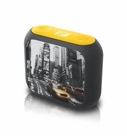 "Přenosný bluetooth reproduktor ""M312"", MUSE, New York"
