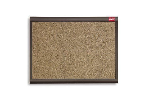 """Korková tabule """"Personal"""", 60x45cm, černý plastová rám, NOBO"""
