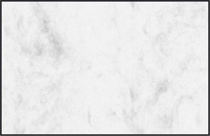 Potištěný papír, A4, 225g, 88x55 mm, SIGEL, šedý, mramorový