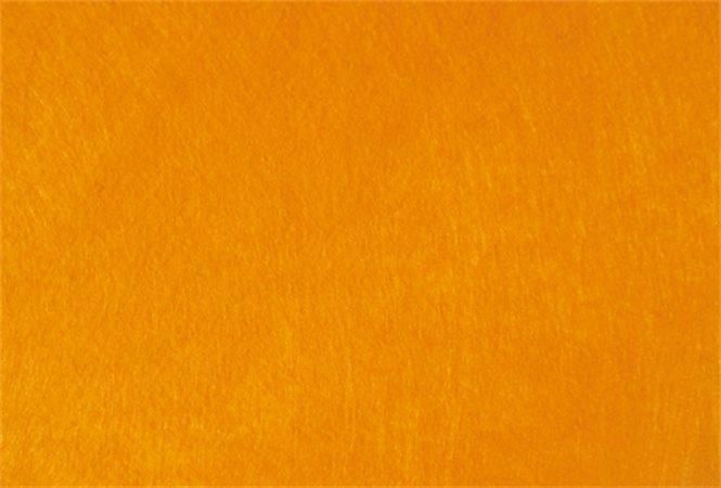Plst, oranžová, A4, 1 mm