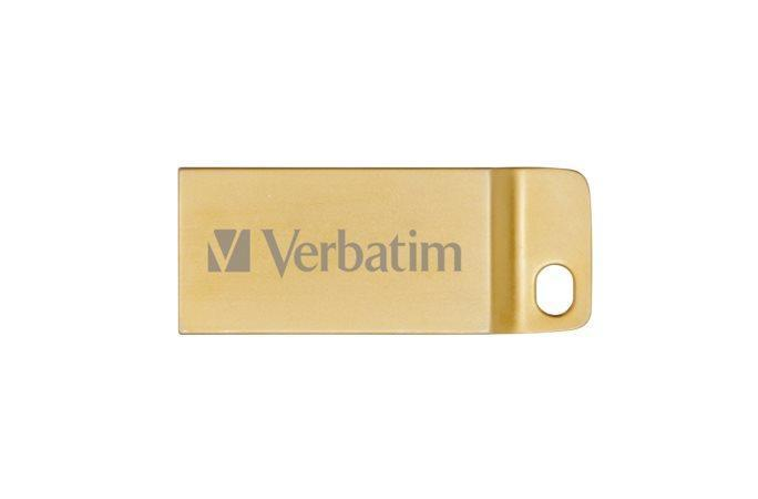 "16GB USB flash disk ""Executive Metal"", USB 3.0, VERBATIM"
