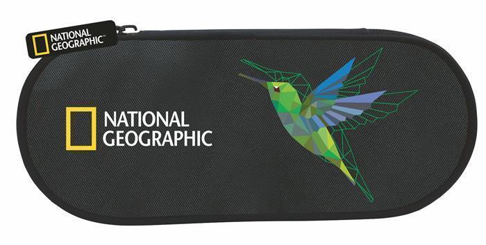 """Penál """"National Geographic"""", kolibřík, UNIPAP"""