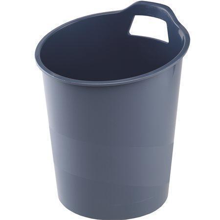 """Odpadkový koš """"Green2Desk"""", modrá, plastový, FELLOWES"""