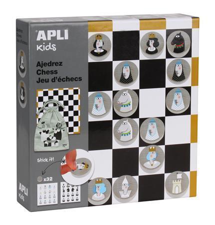 """Desková hra """"Classic games"""", šachy, APLI"""