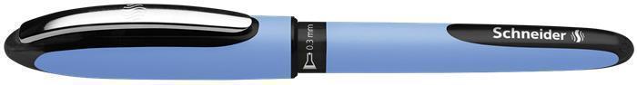 """Roller """"One Hybrid N"""", černá, 0,3 mm, SCHNEIDER"""
