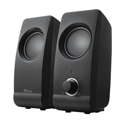 "Reproduktor ""Remo"",  2.0, 8W RMS, USB, TRUST"