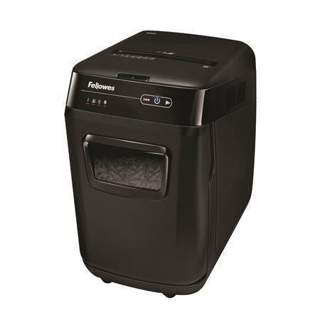 """Skartovací stroj """"AutoMax™ 200C"""", křížový řez, 180 listů, FELLOWES"""