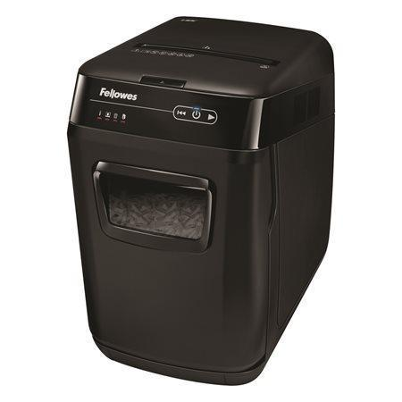 """Skartovací stroj """"AutoMax™ 150C"""", křížový řez, 120 listů, FELLOWES"""
