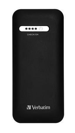 "Přenosná baterie ""Power Pack"", 6 000 mAh, VERBATIM"