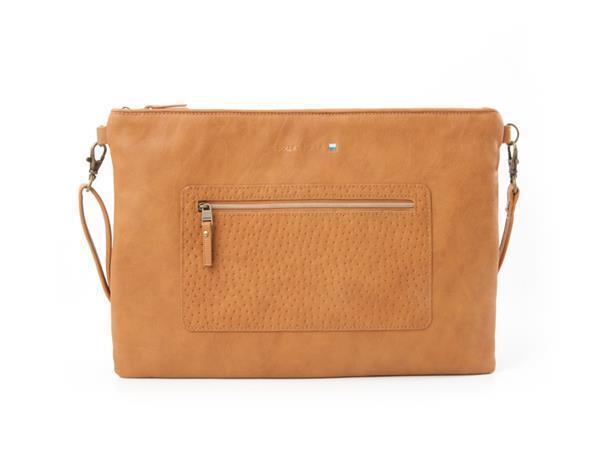 """Dámská taška na notebook """"Air Slim"""", karamelová, 11"""", GOLLA"""