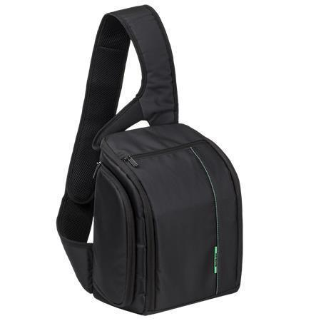 "Messenger bag, for  DSRL digital camera,  RIVACASE ""7470"" black"